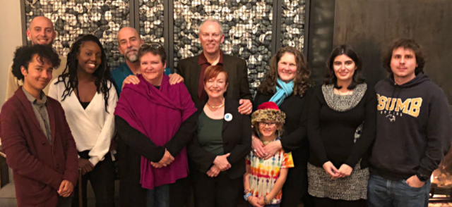 Boots Road Group Staff and guests at the 2018 Holiday Party