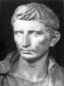 Bust of Caesar Agustus