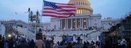Pro-Trump mob at the U.S. Capitol